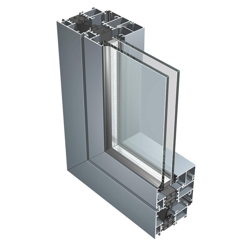 Finestre in alluminio - Profili alluminio per finestre ...